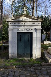 Tomb of Graux and Taunay