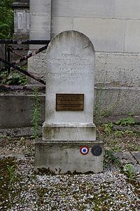 Père-Lachaise - Division 39 - Gouvion 01.jpg