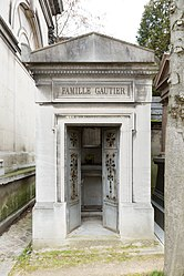 Tomb of Gautier