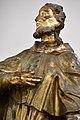 Pér, római katolikus templom, Nepomuki Szent János-szobor 2021 12.jpg