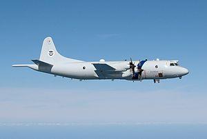 P-3 LRT US Customs and Border Protection in flight 2008.jpg