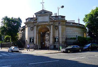 Palais Galliera - Image: P1030823 Paris XVI musée Galliera rwk