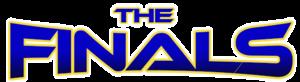 2013 PBA Governors' Cup Finals - Image: PBA Finals logo wordmark
