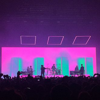 The 1975 - Dublin Tour 2016