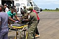 PHOTO DU JOUR DU 3 MAI 2020 - MONUSCO provided medical evacuation of injured FARDC troops from the frontline to Beni for medical treatment.jpg