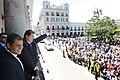 PRESIDENTES DE PERÚ Y ECUADOR EN PALACIO DE CARONDELET COMPARTEN ALEGRÍA POR DELIMITACIÓN DE FRONTERA MARÍTIMA ENTRE AMBOS PAÍSES (5740567197).jpg