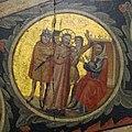 Pacino di bonaguida, albero della vita, 1310-15, da monticelli, fi 11 cristo davanti a caifa 2.jpg