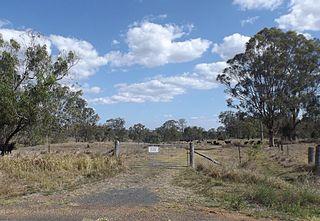 Whichello, Queensland Suburb of Toowoomba Region, Queensland, Australia