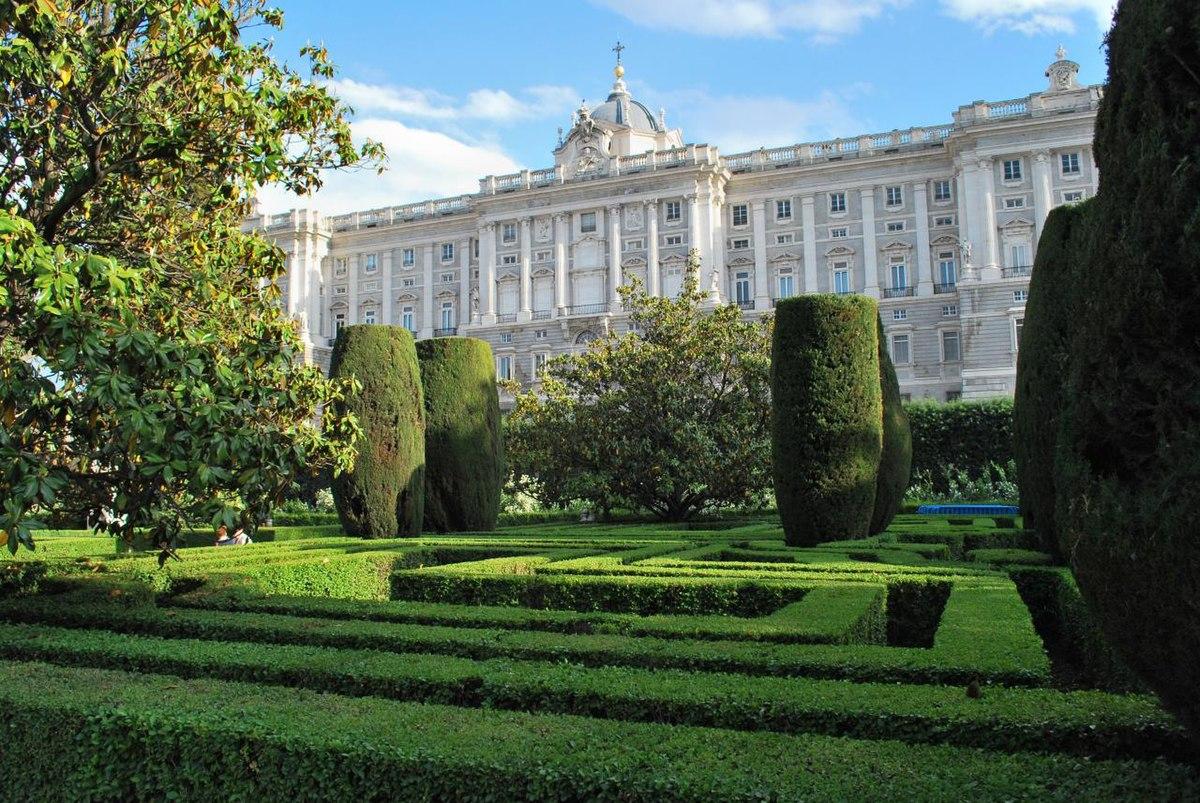 Jardines de sabatini wikipedia la enciclopedia libre for Jardines sabatini conciertos