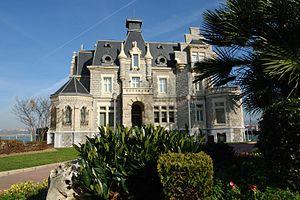 Santurtzi - Image: Palacio de Oriol