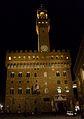 Palazzo Vecchio de Florència de nit.JPG