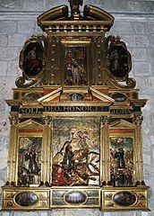 Palencia - Monasterio de Santa Clara 05.JPG