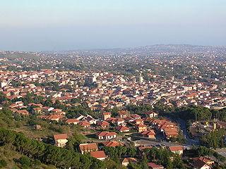 Nicolosi Comune in Sicily, Italy