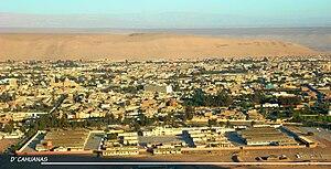 Tacna Province - Tacna