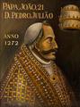Papa João XXI - Galeria dos Arcebispos de Braga.png