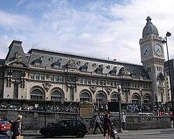 Stazione di Parigi Lione