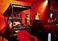 Paris Maison de Victor Hugo Innen Schlafzimmer 3.jpg
