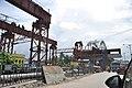 Park Circus-Parama Flyover under Construction - Railway Overbridge 4 - Park Circus - Kolkata 2015-07-23 0838.JPG