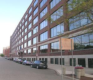 River Place - Image: Parke Davis Plant J Campau Ave Detroit MI