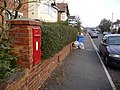 Parkstone, postbox No. BH14 59, Parkstone Avenue - geograph.org.uk - 1114294.jpg