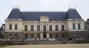 1610s in architecture - Image: Parlement de Bretagne DSC08926