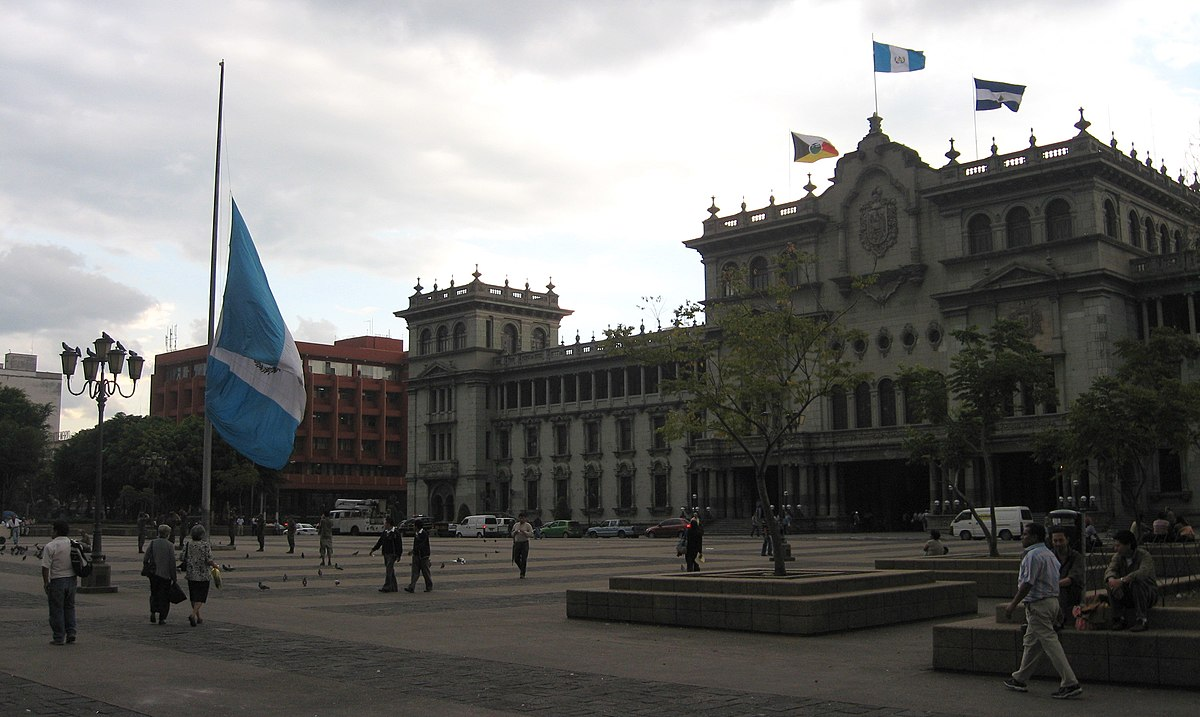Plaza de la Constitución (Ciudad de Guatemala) - Wikipedia, la ...