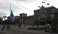 Parque Central, Guatemala City.jpg