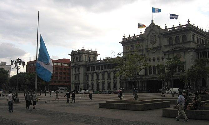 Plaza de la Constitución (Ciudad de Guatemala)