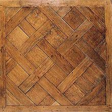 Parquetry Wikipedia - When was parquet flooring popular