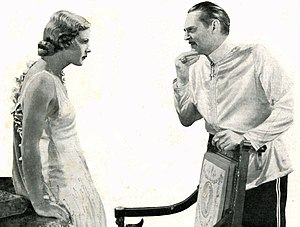 The Yellow Ticket - Elissa Landi and Lionel Barrymore