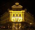Passage bij nacht - Den Haag (8156671558).jpg