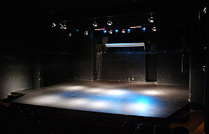 Black box theater - Rustaveli Theatre