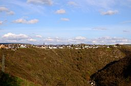 Patersberg bei St. Goarshausen