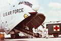 Patient being unloaded from C-124 during Vietnam War.jpg