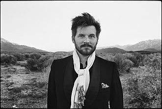 Patrick Dennis (musician) - Image: Patrick Dennis Owens Valley