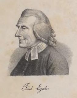 Paul Egede Dano-Norwegian theologian
