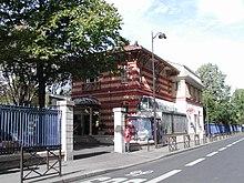 Restaurant Pavillon Montsouris Paris France