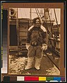 """Peary on the main deck of steamship """"Roosevelt"""" LCCN00650165.jpg"""