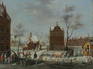 Peeter Gijsels Flemish painter
