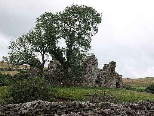 Pendragon Castle, Westmorland