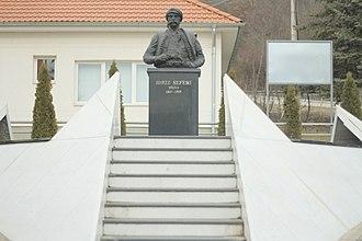 Idriz Seferi - Monument to  Idriz Seferi in Gjilan