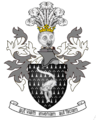 Personal coat of arms of Darwinius von Grube-Messel.png