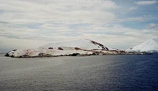 Petermann Island Refuge in Argentina