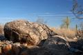 Petroglyphs, White Tank Mountains, Maricopa Couinty, Arizona (marcegottlieb wikimedia).png