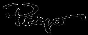 Peyo signature