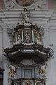 Pfarrkirchen, Wallfahrtskirche Gartlberg, pulpit 005.JPG