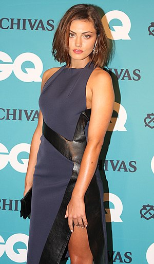 Phoebe Tonkin - Tonkin at the GQ Men Of The Year Awards 2012