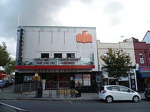 Phoenix Cinema - Daytime view