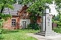 Piłsudski pomnik Murowanka szkoła Wawer 2.jpg