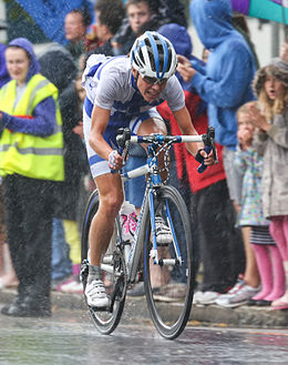 Pia Sundstedt, London Road Race - July 2012.jpg